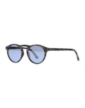 Солнечные очки SPEKTRE. Цвет: свинцово-серый