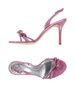 Сандалии RODO. Цвет: розовый