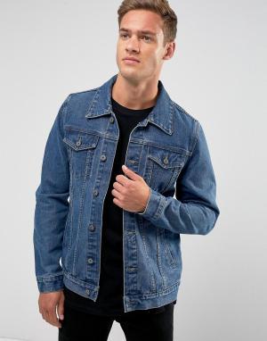 Loyalty & Faith Джинсовая куртка and. Цвет: синий