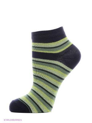 Носки Malerba. Цвет: зеленый, розовый, черный, синий