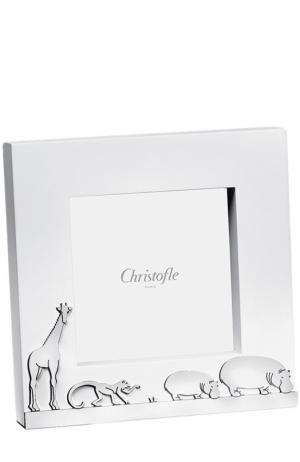 Рамка для фото Savane Christofle. Цвет: бесцветный