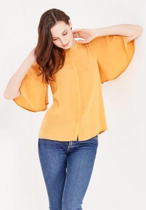 Блуза Cortefiel. Цвет: желтый