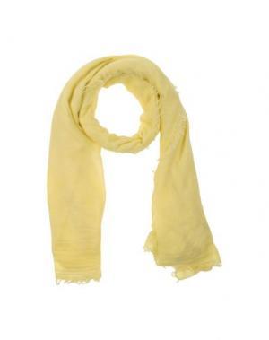 Палантин FRANCO FERRARI. Цвет: желтый