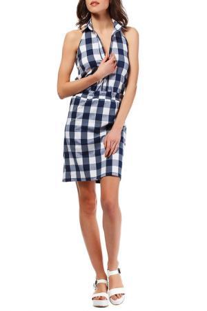 DRESS BeWear. Цвет: navy blue