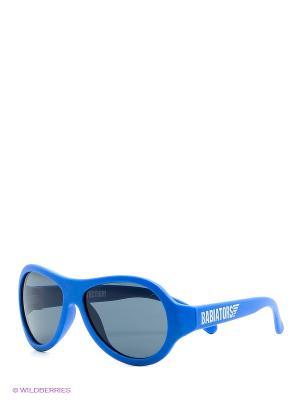 Солнцезащитные очки Babiators Original. Ангелы. Цвет: синий