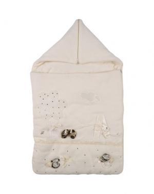 Детский конверт LADIA. Цвет: слоновая кость