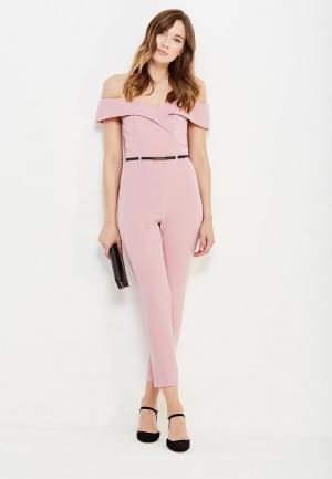 Комбинезон Miss Selfridge. Цвет: розовый