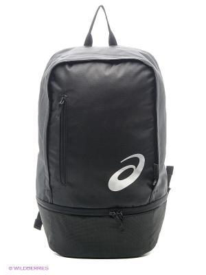 Рюкзак TR CORE BACKPACK ASICS. Цвет: черный