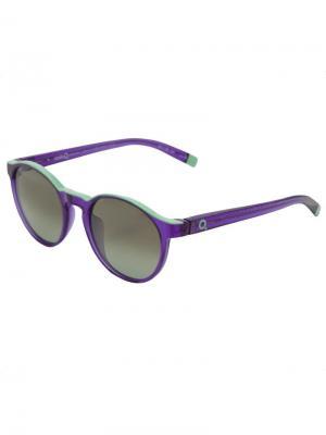 Солнцезащитные очки AF280 Etnia Barcelona. Цвет: розовый и фиолетовый
