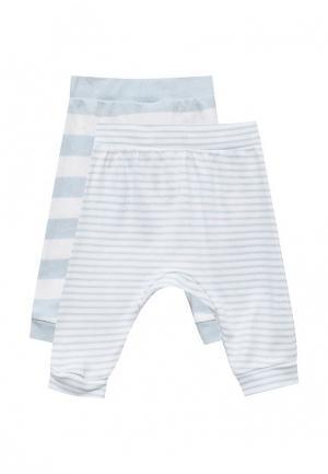 Комплект брюк 2 шт. Maloo. Цвет: голубой