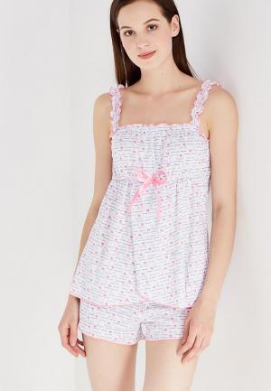 Пижама TrendyAngel. Цвет: белый