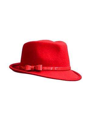Шляпа Cardinal&Margo. Цвет: красный