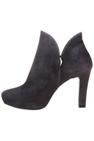 Ankle boots Sienna. Цвет: grey