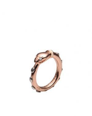 Кольцо MARC BY JACOBS. Цвет: золотистый