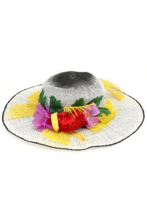 Шляпа Save the Queen. Цвет: мультицвет