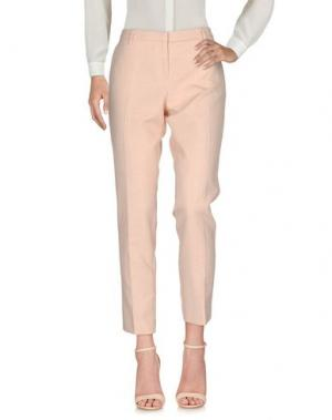 Повседневные брюки FABERGE&ROCHES. Цвет: абрикосовый