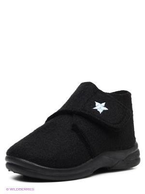 Ботинки SKIDDERS. Цвет: черный