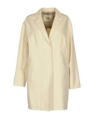 Легкое пальто MABRUN. Цвет: слоновая кость
