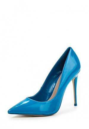 Туфли Aldo. Цвет: синий