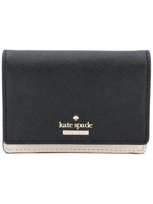 Flap purse Kate Spade. Цвет: чёрный