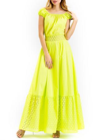 Платье XARIZMAS. Цвет: жёлтый
