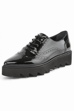 Туфли Guglielmo Rotta. Цвет: черный
