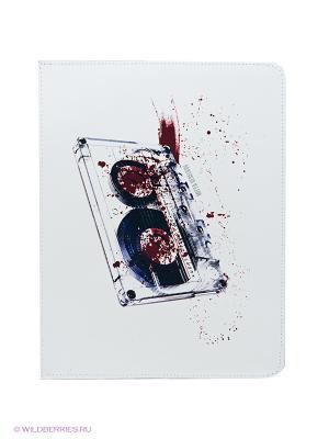 Чехол для iPad Mitya Veselkov. Цвет: бордовый, фиолетовый, белый