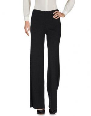 Повседневные брюки NEERA. Цвет: стальной серый