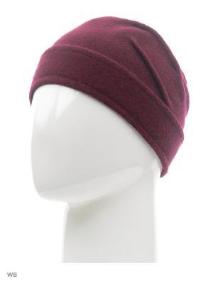 Шляпа SEEBERGER. Цвет: темно-бордовый