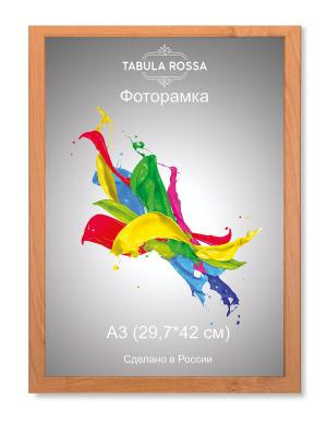 Фоторамка 29,7х42 №450 Tabula Rossa. Цвет: светло-оранжевый