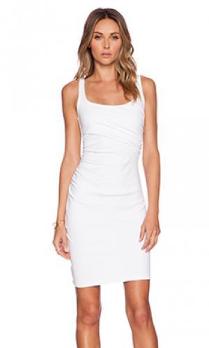 Платье Susana Monaco. Цвет: белый