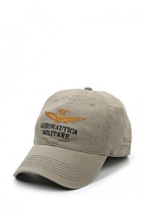 Бейсболка Aeronautica Militare. Цвет: бежевый