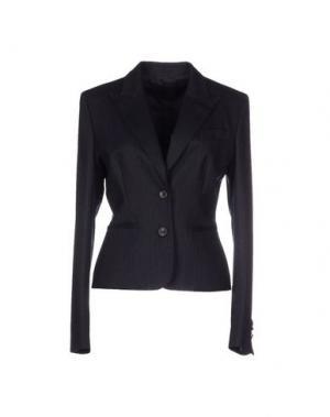 Пиджак DANIELE ALESSANDRINI. Цвет: стальной серый