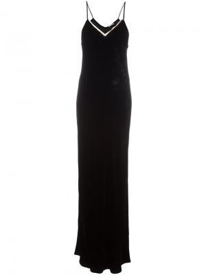 Платье Valentina Mes Demoiselles. Цвет: чёрный