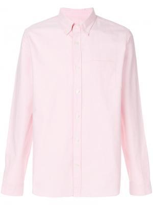 Long sleeve shirt Closed. Цвет: розовый и фиолетовый