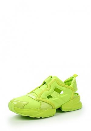 Кроссовки Aldo. Цвет: зеленый