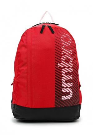 Рюкзак Umbro. Цвет: красный