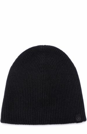 Кашемировая шапка Rag&Bone. Цвет: черный