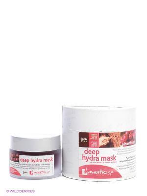 Маска-пленка для лица отшелушивающаяDeep hydra mask Mastic Spa. Цвет: красный
