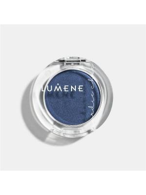 Lumene Nordic Chic Pure Color Тени для век № 12 Archipelago. Цвет: синий, золотистый, серо-голубой