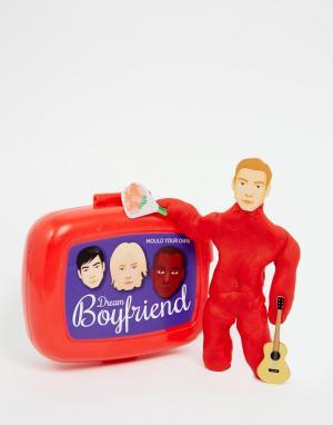 50FIFTY Набор для лепки Mould Your Own Dream Boyfriend. Цвет: мульти