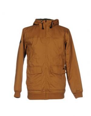 Куртка ANALOG. Цвет: верблюжий