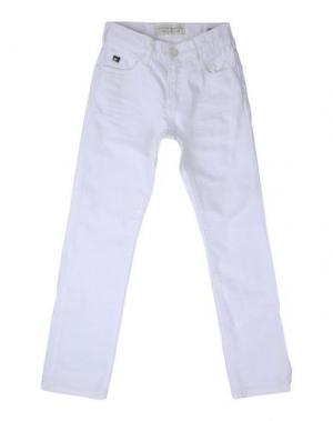 Джинсовые брюки SCOTCH & SHRUNK. Цвет: белый