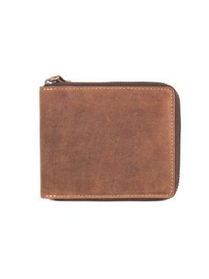 Бумажник Visconti. Цвет: рыжий