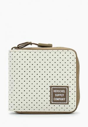 Кошелек Herschel Supply Co. Цвет: белый