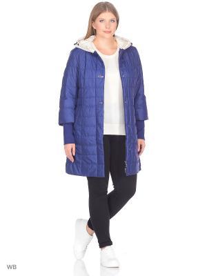 Куртка Vlasta. Цвет: синий