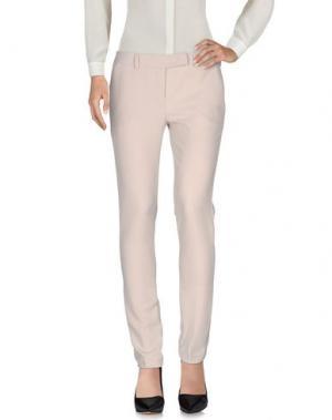 Повседневные брюки HOPE COLLECTION. Цвет: светло-серый