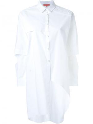 Рубашка Beyond Codes Manning Cartell. Цвет: белый