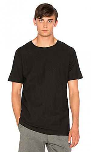 Льняная рубашка I Love Ugly. Цвет: черный