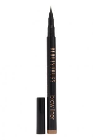 Фломастер для бровей Brow Liner, B1 Beautydrugs. Цвет: multicolor